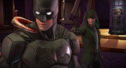Batman from the telltale series
