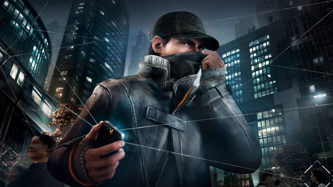 watch dogs legion teaser