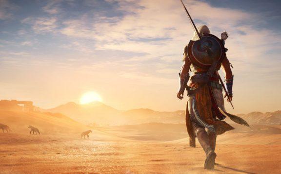 Assassin's Creed Odyssey unlockables -Bayek