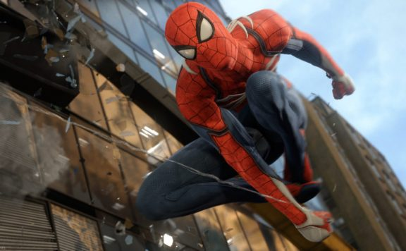 games coming this week uk-spiderman