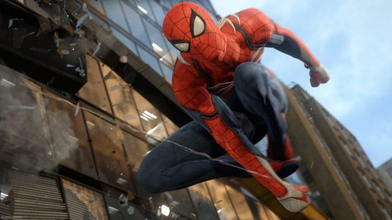 games coming this week uk-spiderman