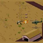 sega mega drive video games desert strike