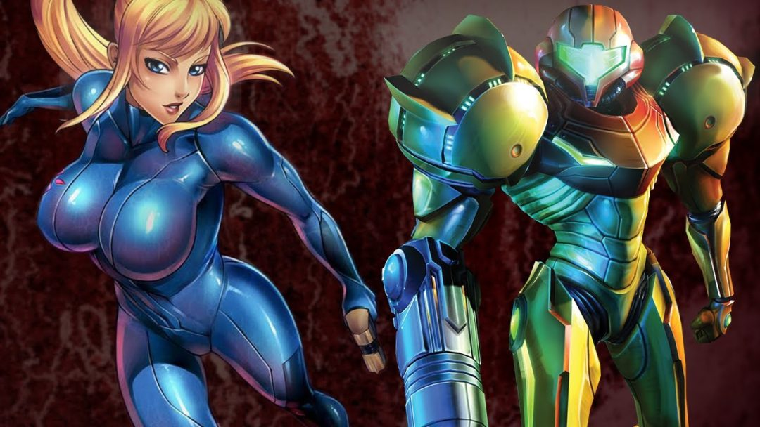 the best female gaming characters- samus