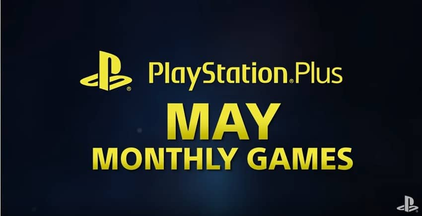 PS Plus Free Games May 2018