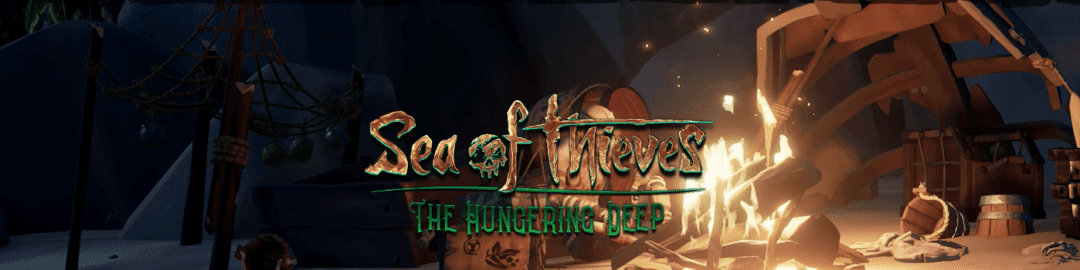 sea of thieves hungering deep update teaser image