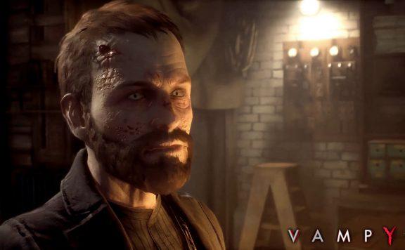 vampyr gameplay 2018 update