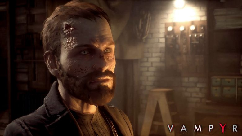 vampyr gameplay 2018 update