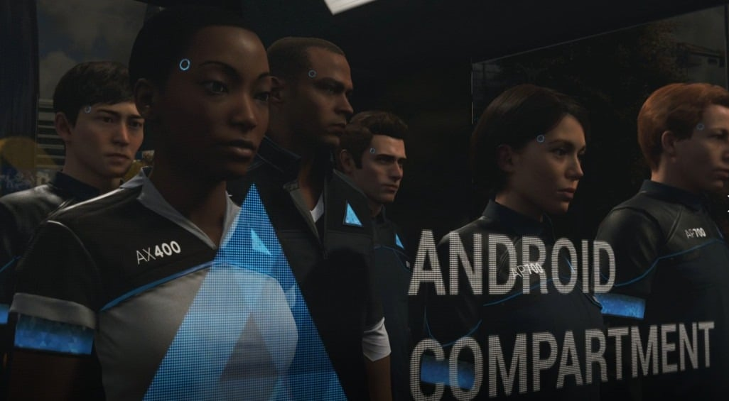 Detroit Become Human PS4 featured