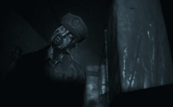 resident evil 2 remastered demo