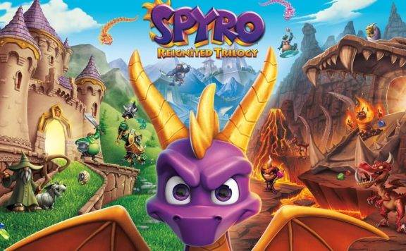 spyro reignited trilogy sales