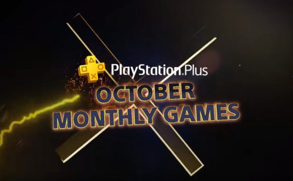 PlayStation Plus October 2018