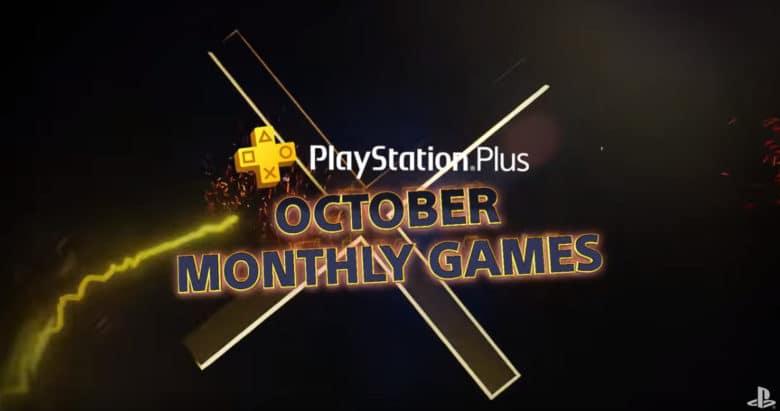 PlayStation Plus October 2018