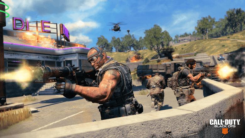 Blackout Call Of Duty screenshot