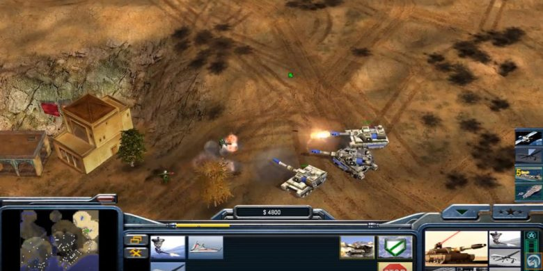 command and conquer remaster- generals