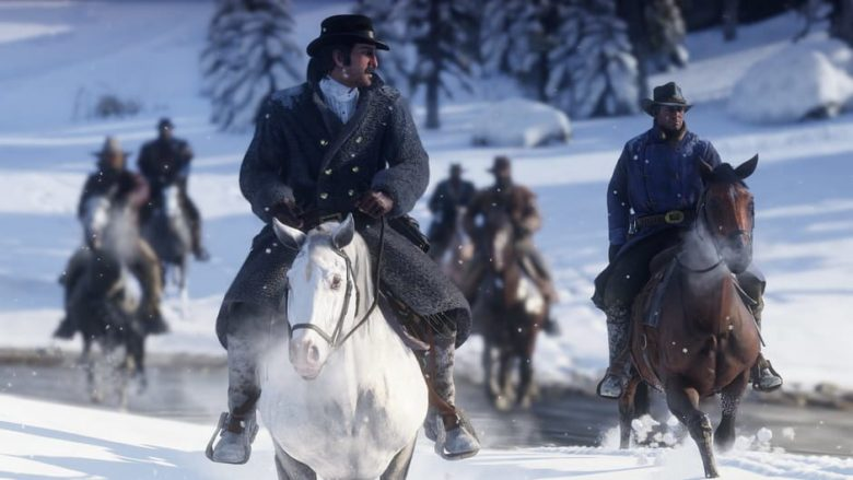 Red Dead Redemption 2 File size - cover