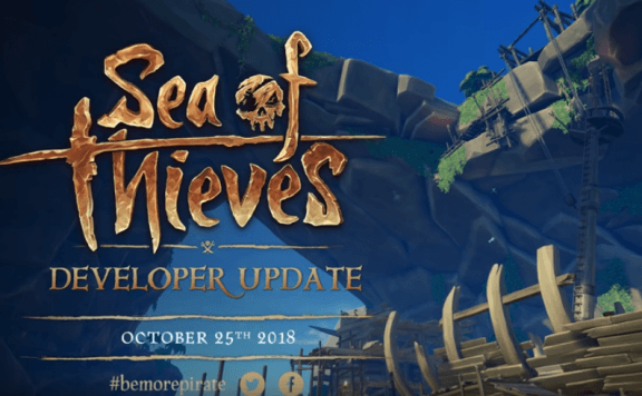 Sea of Thieves Shrouded Spoils developer update