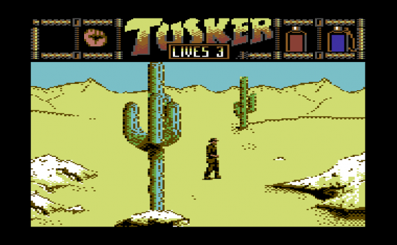 Tusker Commodore 64 Review
