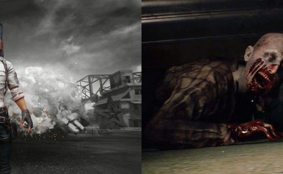 PUBG Resident Evil 2 Crossover Event
