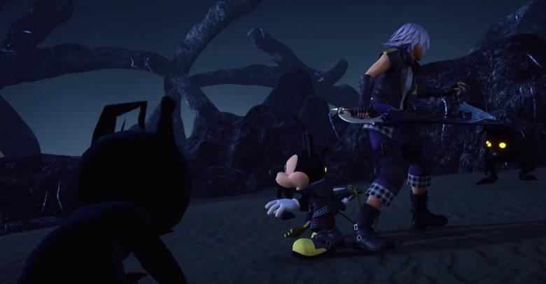 Kingdom Hearts 3 Demon Tower boss