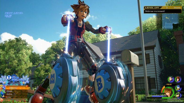 Kingdom Hearts 3 tips and tricks