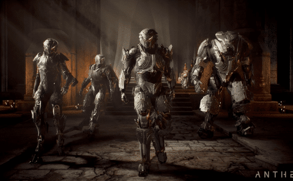 Anthem early access release