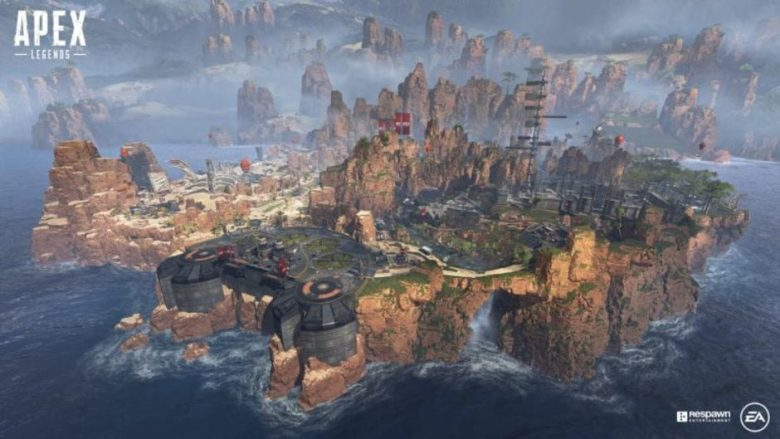 best apex legends landing spots