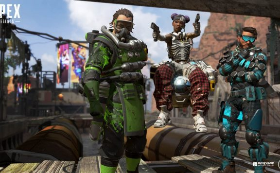 Apex Legends character stats: