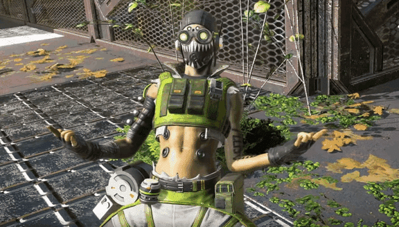 Apex Legends Octane Character Bio