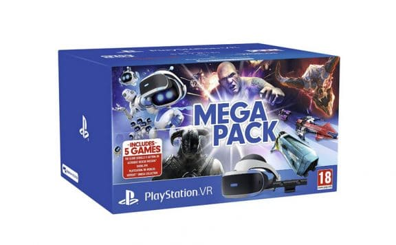 playstation vr mega pack black friday