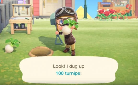 Animal Crossing New Horizons turnips guide