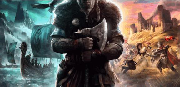 assassins creed valhalla announced