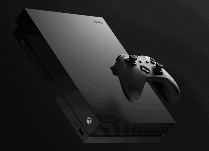 xbox one x discontinued