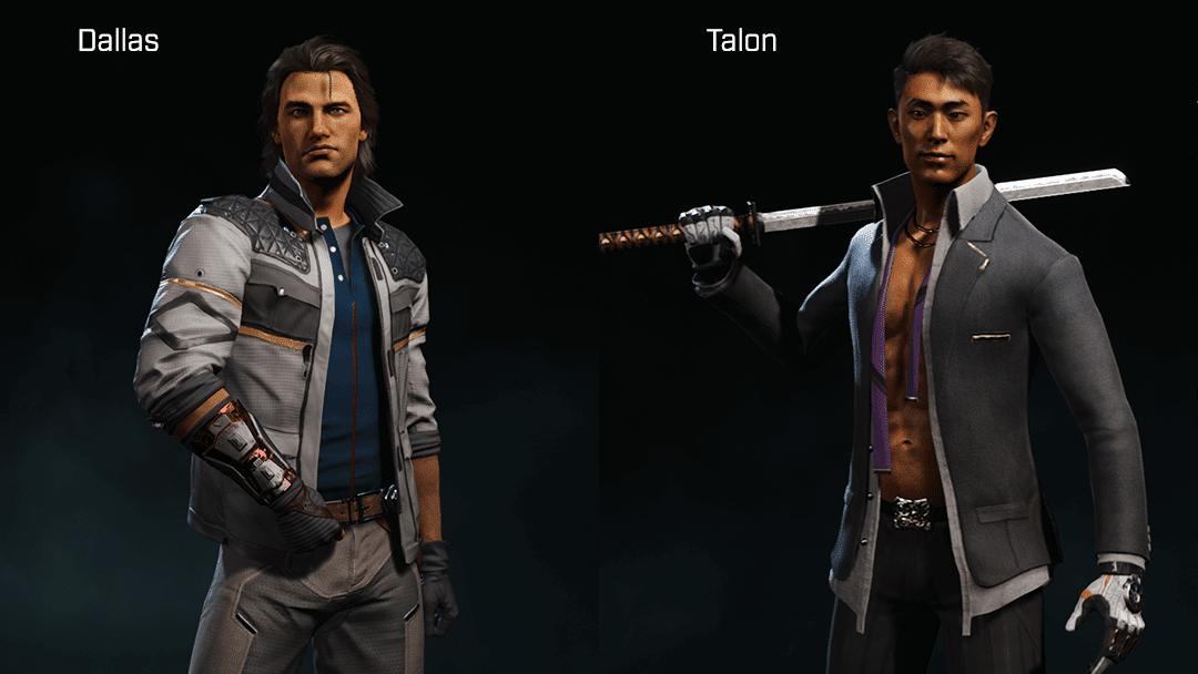Rogue Company Intel characters