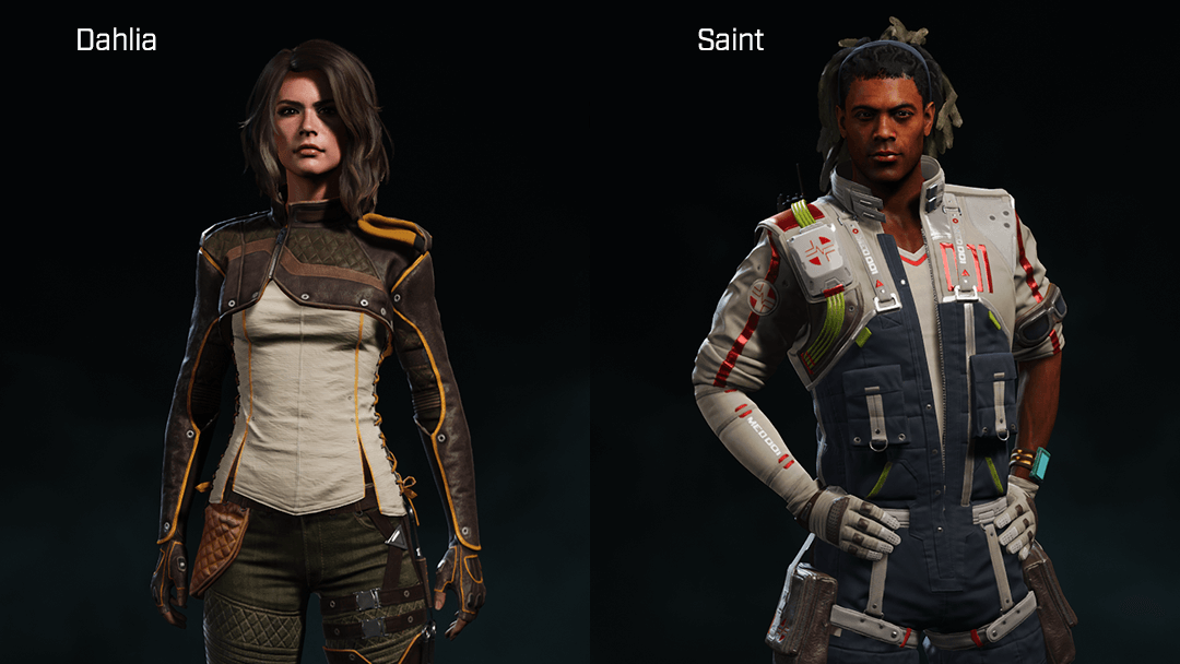 Rogue Company Support characters