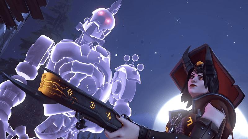 Overwatch Haunted Hallows 2020