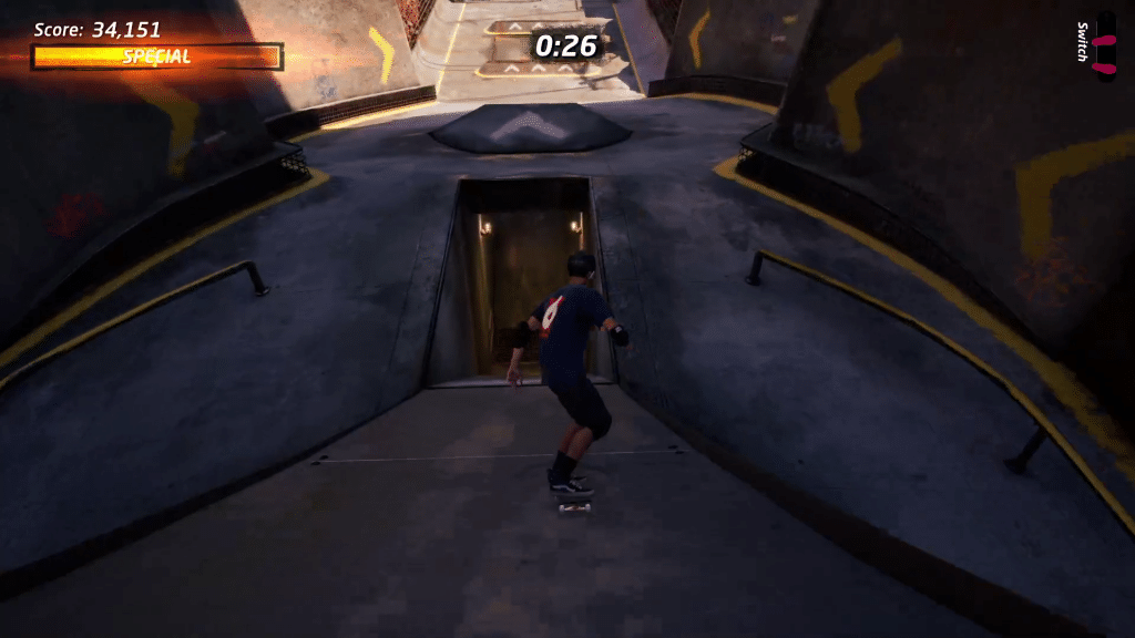 Jump 100ft in Downhill Jam