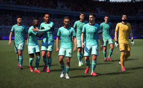 FIFA 21 Standard Chartered Team