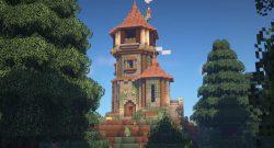 Zaypixel Wizard Tower